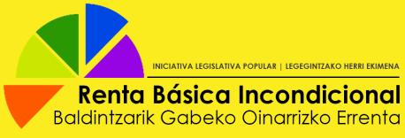 Baldintzarik Gabeko Errenta Oinarria LHE Logo